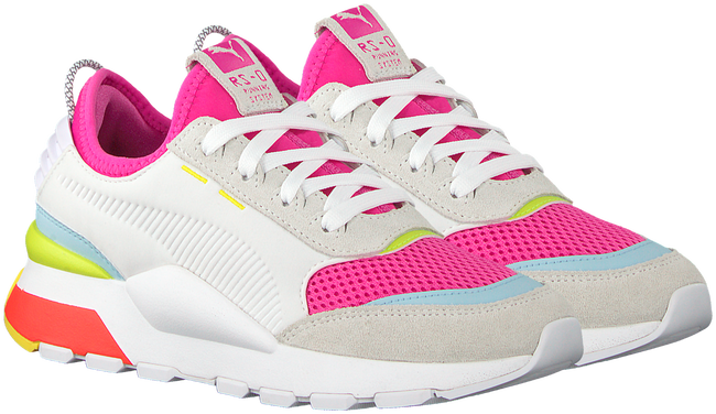 Witte PUMA Sneakers RS-0 WINTER INJ TOYS  - large