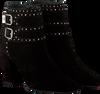 Zwarte TORAL Enkellaarsjes 10731  - small