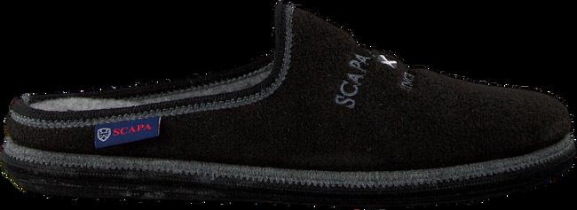 Zwarte SCAPA Pantoffels 21/087133P - large