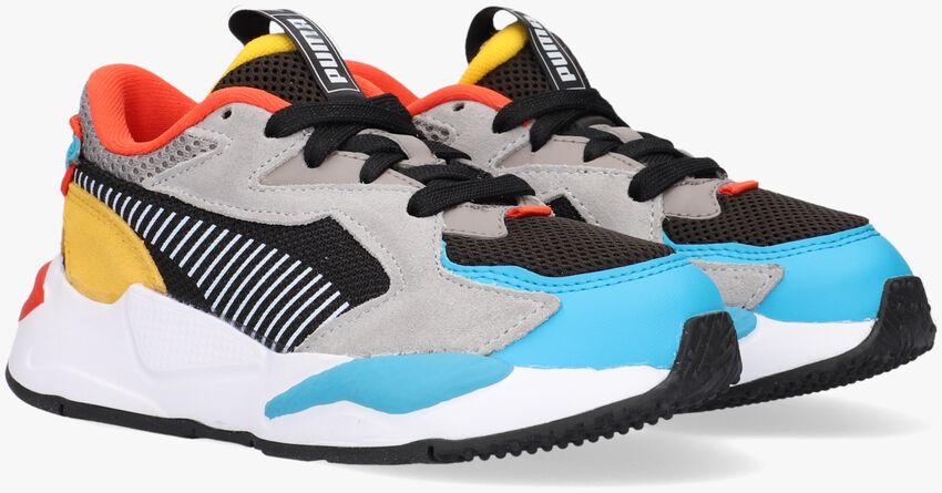 Grijze PUMA Lage sneakers RS-Z PS  - larger