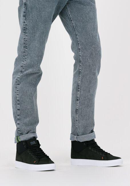 Zwarte HUB Hoge sneaker MURRAYFIELD 2.0  - large