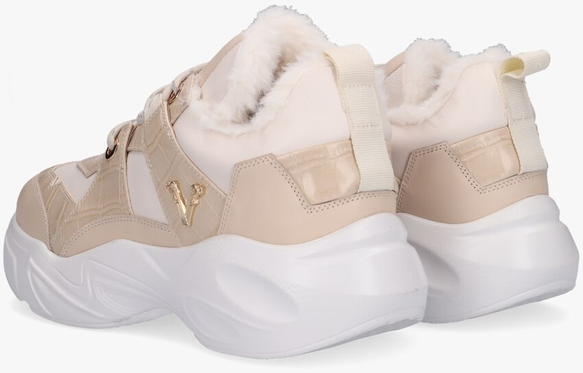 Beige JOSH V Lage sneakers LACY  - larger