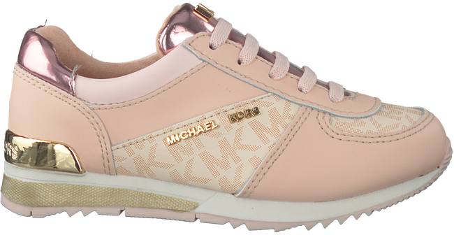 f9aab9ac7f2 Roze MICHAEL KORS Sneakers ZIA ALLIE WRAP - Omoda.nl