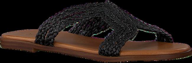 Zwarte NOTRE-V Slippers 443018  - large