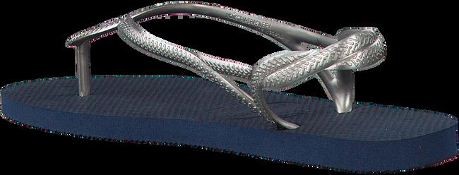 Blauwe HAVAIANAS Slippers LUNA  - large
