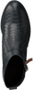 Zwarte MCGREGOR Enkellaarsjes NADINE  - small