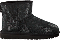 Zwarte UGG Vachtlaarzen MINI GLITZY  - medium