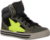 Groene BRAQEEZ Sneakers DYLAN DAY  - small
