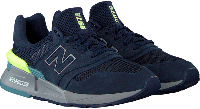 Blauwe NEW BALANCE Sneakers MS997  - large