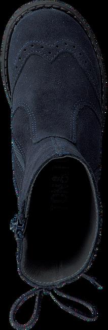 Blauwe TON & TON Lange laarzen MK2870D9I  - large