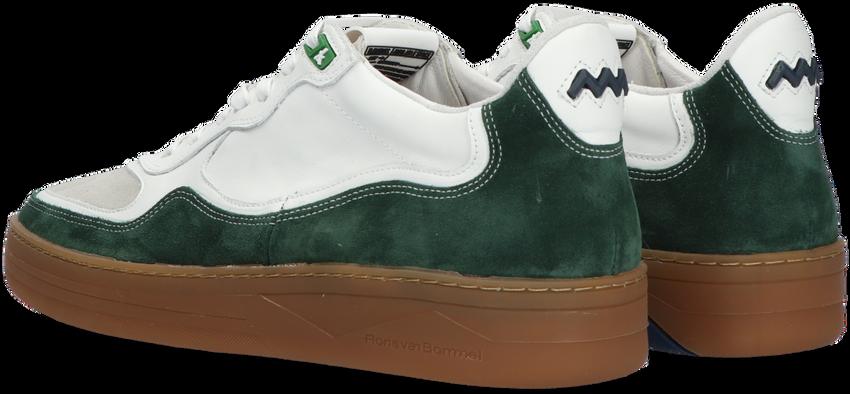 Groene FLORIS VAN BOMMEL Lage sneakers 16271  - larger