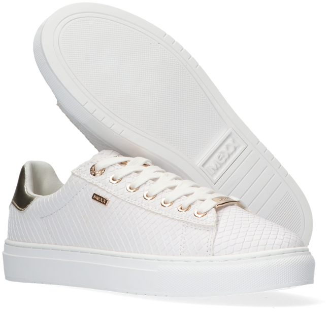 Witte MEXX Lage sneakers CRISTA 01W  - large
