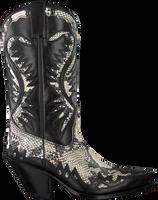 92beb511677 Zwarte SENDRA Cowboylaarzen 16140 - medium