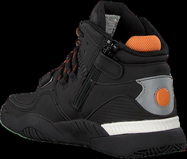 Zwarte VINGINO Hoge sneaker RAOUL MID VELCRO  - large