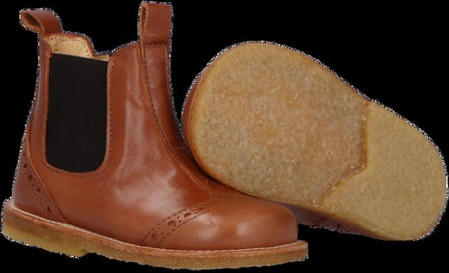 Cognac ANGULUS Chelsea boots 6024-101  - large