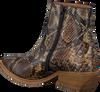 Bruine VIA VAI Cowboylaarzen 5214081  - small