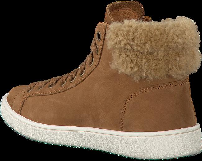 Cognac UGG Sneakers OLIVE  - large