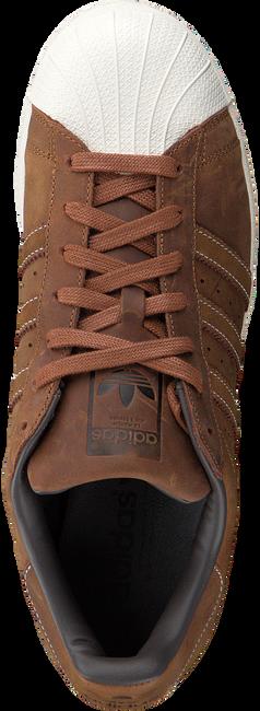Cognac ADIDAS Sneakers SUPERSTAR HEREN  - large