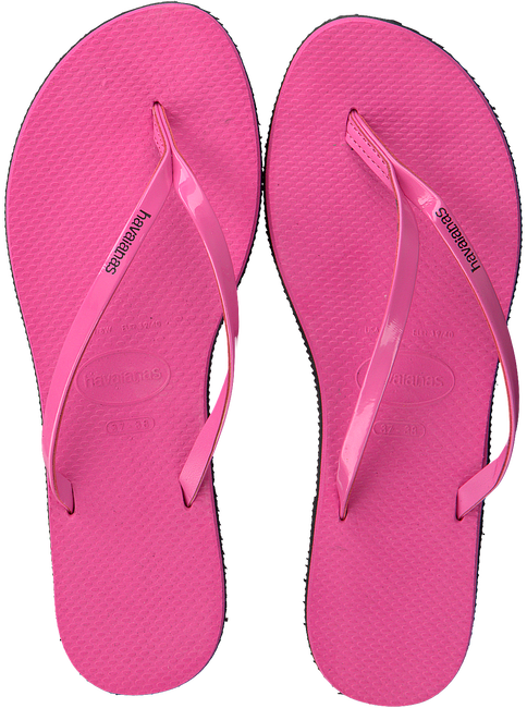 Roze HAVAIANAS Slippers YOU METALLIC - large