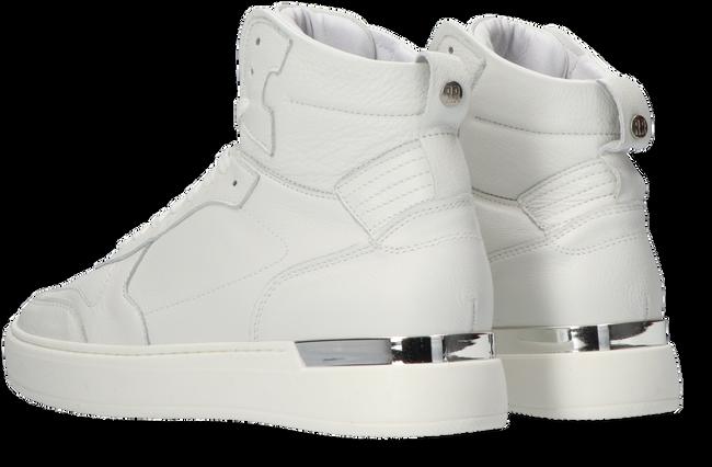 Witte RED-RAG Hoge sneaker 77168  - large