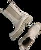 Grijze NOTRE-V Chelsea boots 753090  - small
