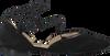 Zwarte GABOR Ballerina's 351  - small