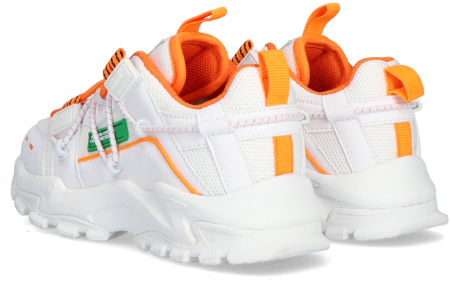 Witte BENETTON Lage sneakers FLOW  - large