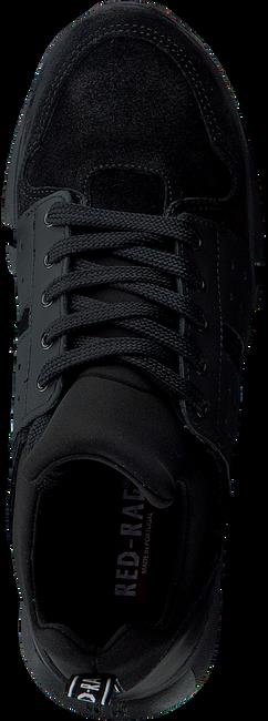 Zwarte RED-RAG Sneakers 13377  - large