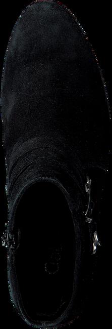Zwarte GABOR Enkellaarsjes 615  - large