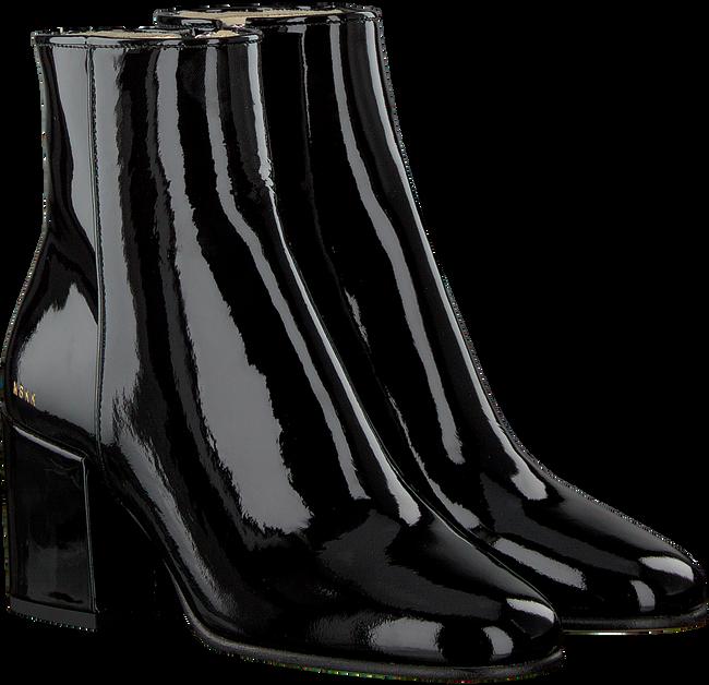 Zwarte NUBIKK Enkellaarsjes GIGI ROMA PATENT II - large