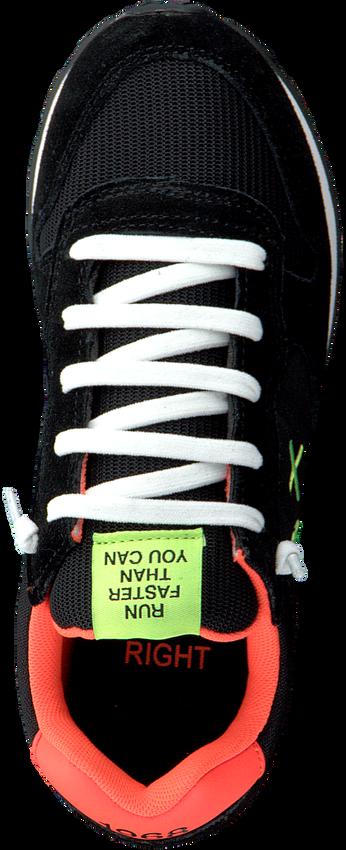 Zwarte SUN68 Lage sneakers BOYS TOM FLUO  - larger