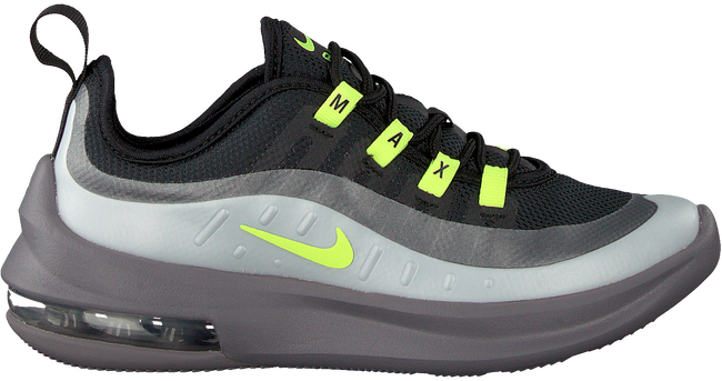 Grijze NIKE Lage sneakers AIR MAX AXIS (PS)
