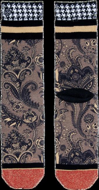 Gouden XPOOOS Sokken PAISLEY  - large