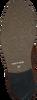 Bruine CLIC! Enkellaarsjes 9835  - small