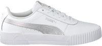 Witte PUMA Lage sneakers CARINA - medium
