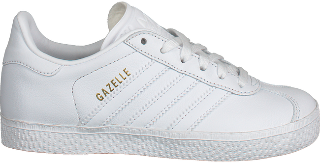 Witte ADIDAS Sneakers GAZELLE KIDS  - large