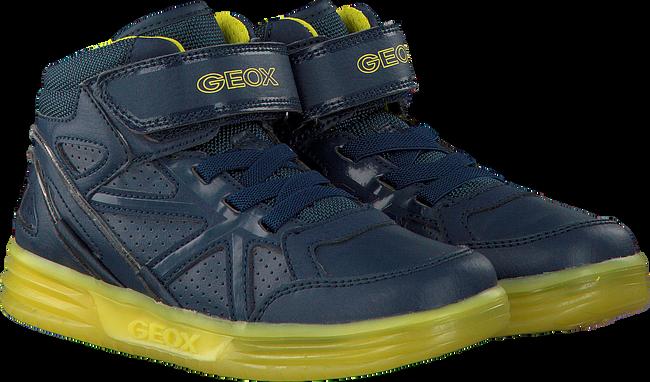 Blauwe GEOX Sneakers J5429C  - large