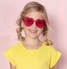Roze LE BIG Zonnebril SHERILYN SUNGLASSES  - small