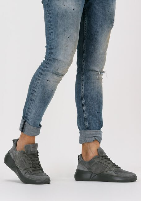 Zwarte NUBIKK Lage sneakers ROQUE ROAD WAVE  - large