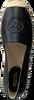 Zwarte MICHAEL KORS Espadrilles DYLYN ESPADRILLE  - small