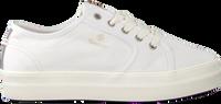 Witte GANT Lage sneakers LEISHA  - medium