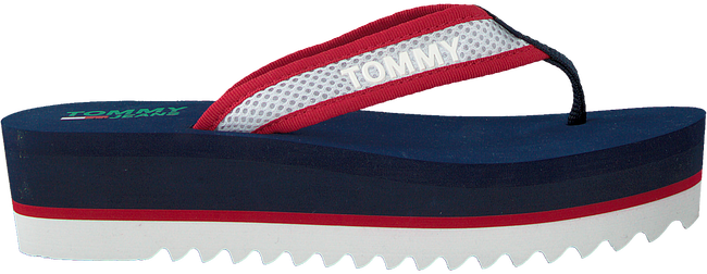 Blauwe TOMMY HILFIGER Slippers RECYCLED MESH MID BEACH  - large