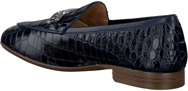 Blauwe UNISA Loafers DALCY  - large