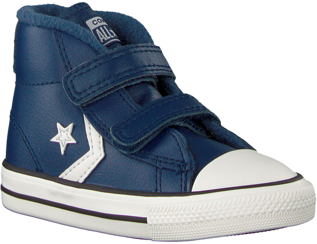 Blauwe CONVERSE Sneakers STAR PLAYER 2V MID - large