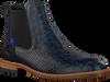 Blauwe FLORIS VAN BOMMEL Chelsea boots 10230 - small