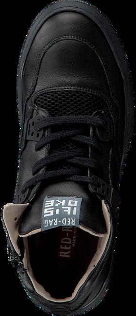 Zwarte RED RAG Sneakers 15507  - large