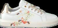 Witte CYCLEUR DE LUXE Lage sneakers FOX-POPPY  - medium