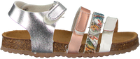 Zilveren DEVELAB Sandalen 48184 - medium