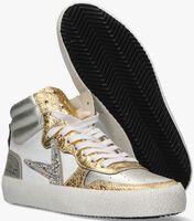 Gouden ARCHIVIO,22 Hoge sneaker DEVILLE MID - medium
