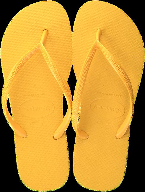 Gele HAVAIANAS Slippers SLIM WOMEN  - large